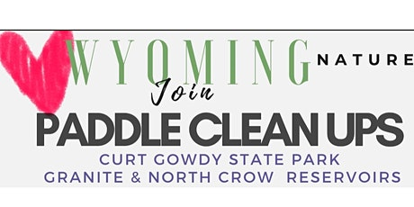 Paddle Cleanup - North Crow Reservoir tickets