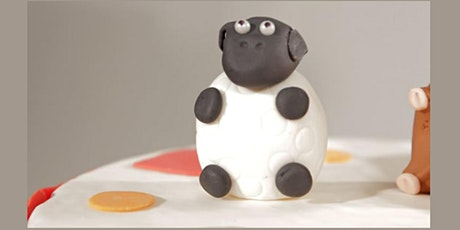 45min Learn to sculpt! Sheep Clay Sculpting @2PM  (Ages 4+) tickets