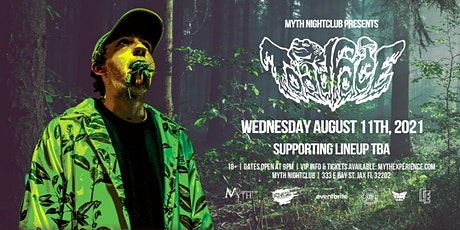 Toadface Live at Myth Nightclub | Wednesday 8.11.21 tickets