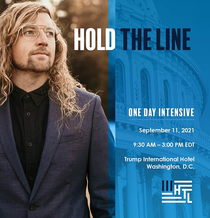 HOLD THE LINE - One Day Intensive image