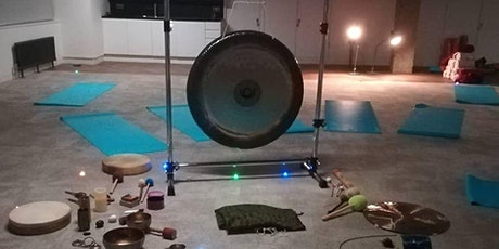 Gong bath meditation and sound journey  in London Islington on Saturdays tickets