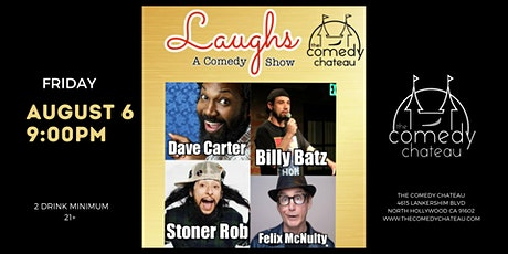Laughs Comedy Show tickets