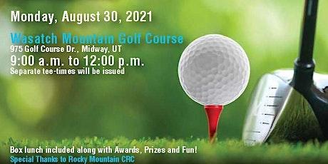 2021 Utah Affordable Housing Golf Tournament tickets