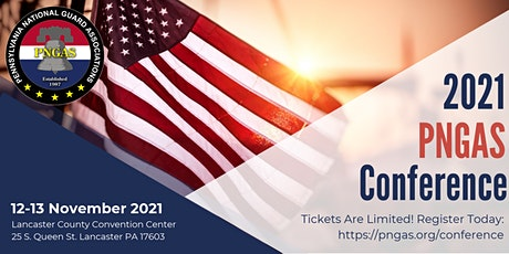 2021 PNGAS Annual Conference - Members, Veterans, Families, and Guests tickets