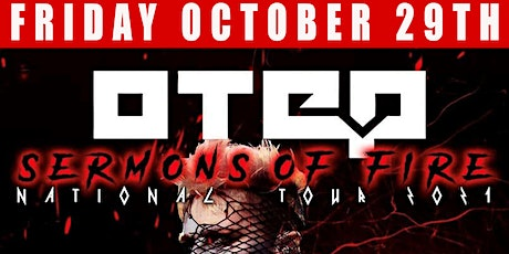 Otep, The World Over, Evernoir tickets