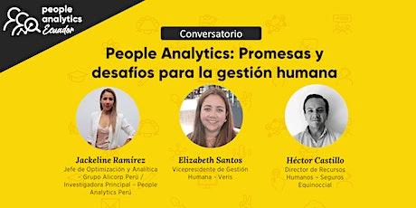People Analytics: Promesas y  desafíos para la gestión humana entradas