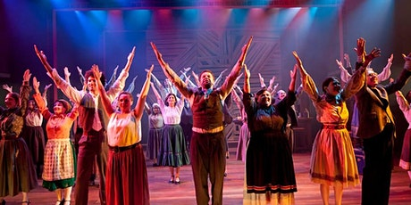 The World of Yiddish Theatre Today tickets