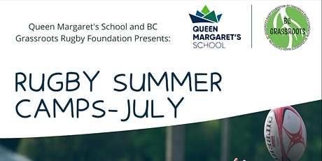 BC GRF - QMS Day Camps Ages 7 - 9 tickets