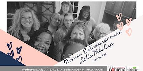 Women Entrepreneurs Let's MeetUP tickets