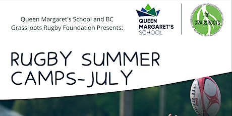 BC GRF - QMS Day Camps Ages 13-15 tickets