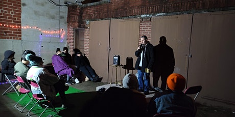 A (Haunted House) Comedy Show tickets