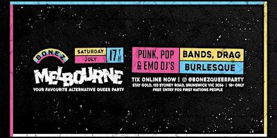BONEZ Alternative Queer Party – July