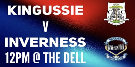 Kingussie  2nd team  V  Inverness 1st team - Mowi North League B tickets
