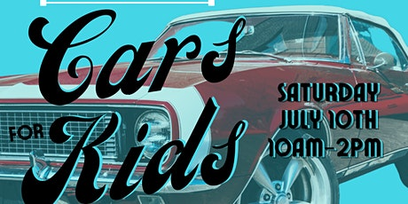 Cars for KIDS tickets