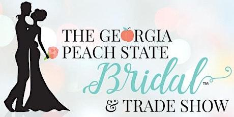 The Georgia Peach State Bridal Show tickets