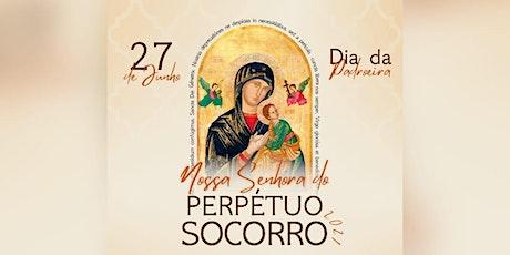 Dia da Padroeira | Santa Missa, Domingo, 08h ingressos