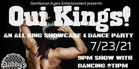 Oui Kings! An All Drag King Showcase and Dance Party tickets