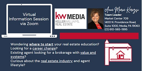 Real Estate Agent Information Session tickets