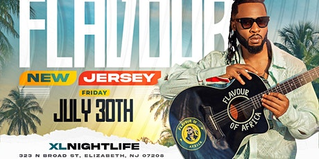 FLAVOUR NEW YORK/NEW JERSEY tickets