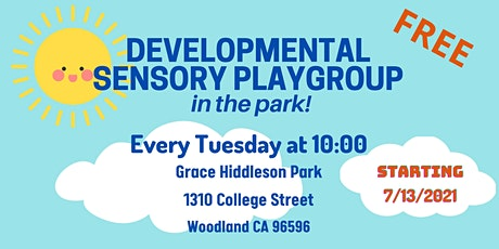 Developmental Sensory Group/ Grupo del Desarrollo Sensorial tickets