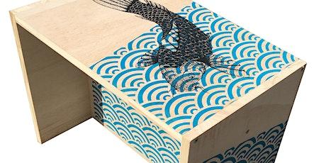 Siebdruck selber machen: Auf Papier, Stoff und Holz - Ferienwoche Tickets