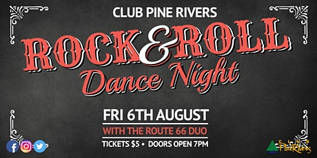 Rock & Roll Dance Night tickets