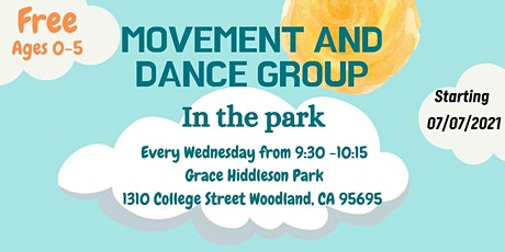 Movement and Dance Playgroup/ Grupo de baile y movimiento tickets