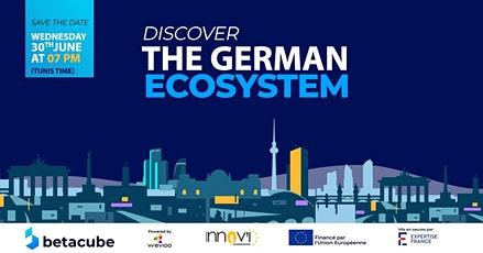 Discover the German Startup Ecosystem tickets