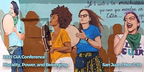 Grantmakers in the Arts 2021 Conference | Plurality, Power, and Belonging tickets