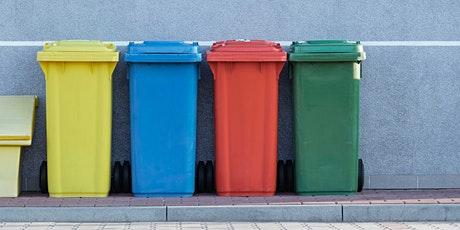 Green Careers Virtual Event - July - Recycling and Waste tickets