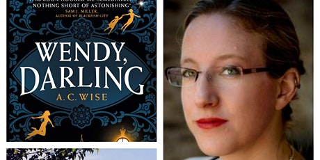 Meet Fantasy Author A C Wise at Science Fiction Assn of Bergen County tickets