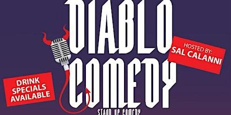 Diablo Comedy Free Stand Up show w/ Sheng Wang headlining tickets