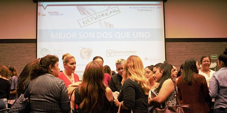 Mujeres Empresarias Online tickets