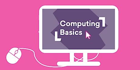 Computing Basics @ Hobart Library tickets