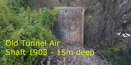 Bathurst City-Old Tunnel Groundwater Scheme-Lessons-Past & for the Future tickets