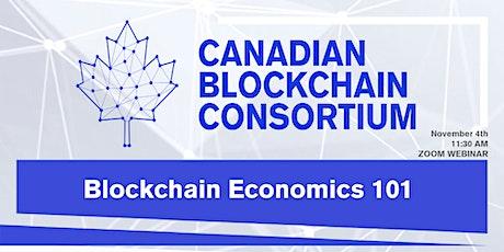Blockchain Economics Class tickets