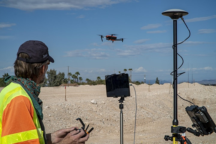 Best Practices for Drone Workflows on the Worksite image