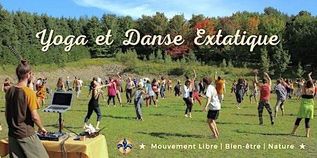 Yoga & Danse Extatique billets