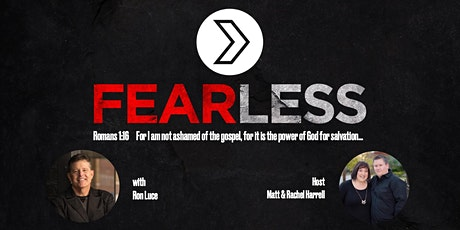 FEARLESS : A Night for Students and Youth Groups tickets