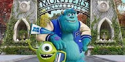 Family-Movie Night | Monsters University