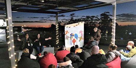 Matariki rooftop storytelling - Under the stars tickets