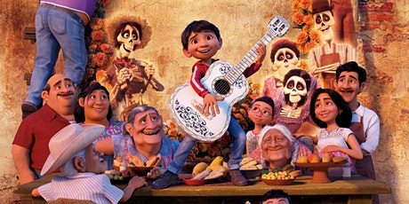 Family-Movie Night   Coco tickets