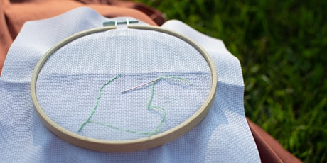 Introduction to Embroidery tickets