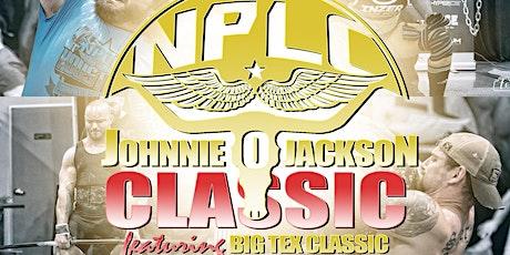 WRPF Big Tex Classic Powerlifting @ Johnnie O  Jackson Classic tickets
