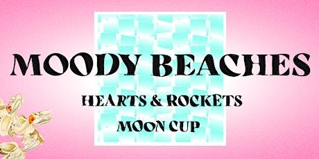 MOODY BEACHES (matinee) tickets