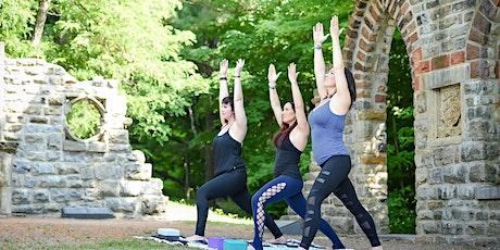 Stretch Routine and Beginner Ballet Class tickets