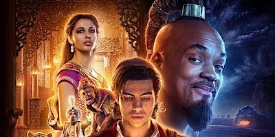 Family-Movie Night | New Aladdin