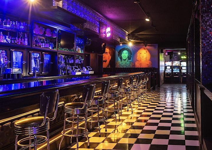 Salsa Tuedays @ Retro Junkie Bar image
