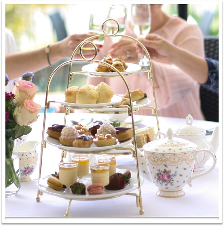 High Tea with Annie Higgins for HeartKids image