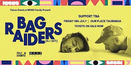 Bag Raiders [DJ SET] - The Mount tickets